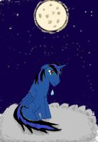 on a lonely night by nicoflare