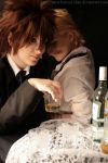 D27 - For a Drink by Naru-kawaii-chan
