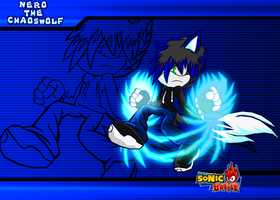 :COMM: Nero - Sonic Battle by Cerberean