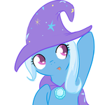 With My Cape and Hat by TheParagon