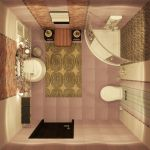Bathroom 4 E by ahmedabdelwahab