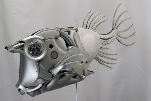 Cowfish 3 by HubcapCreatures