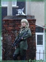 sniper and wolf by majinmarron