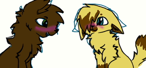 toby and luke forever by MidnightFluffytail
