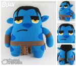 Sully Plush by ChannelChangers