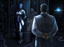 Liara. Notes of the researcher by Yanarada