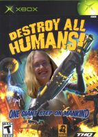 Destroy All Humans by masterofdream