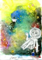 In Nebula by water-lilie