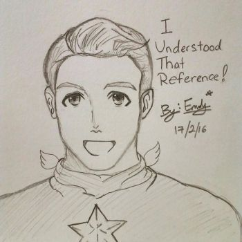 Steve Rogers Cute Quotes  by LOVESTEVEROGERS