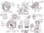 Stream doodles by Kaitogirl