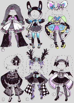 SOLD- GothicOutfit by Guppie-Vibes