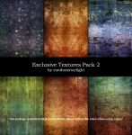 Exclusive textures pack 2 by randomstarlight