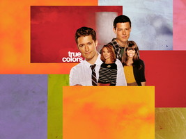 Glee Wallpaper by cheapescape