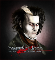 Sweeney Todd by SuperFFC