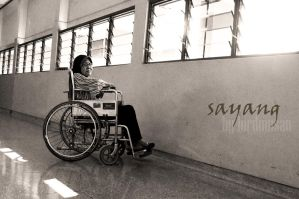 Mother At Hospital 4 by lordmusan