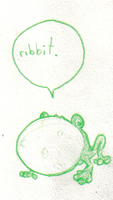 ribbit by ozwalled