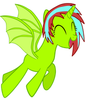 Cozmik (Wrong one, oops) by JennieThePoorFilly