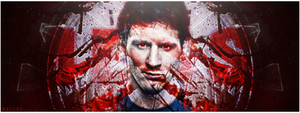 Lionel Messi by RaffosSG