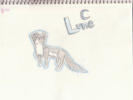 Lune, For Burntfur by neon-rage