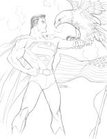 03152014 Superman by guinnessyde