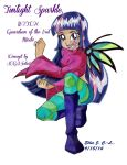 RQ: Twilight Sparkle, Guardian of the Veil by Sokai-Sama