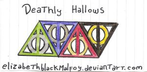 Deathly Hallows by ElizabethBlackMalfoy