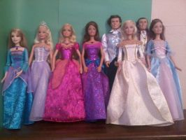 Barbie Movie Collection Part 2 by sailormoonhp4life