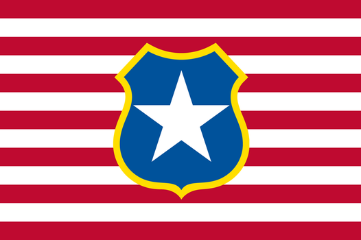 Columbia Flag by Party9999999
