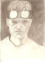 Neil Patrick Harris as Dr. Horrible by Davring