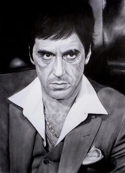 Al Pacino by dinodevic12