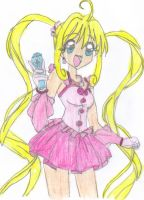 Mermaid Melody Lucia Sing by CoolKittyIsAwesome