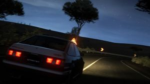 AE86 Touge by IronCock