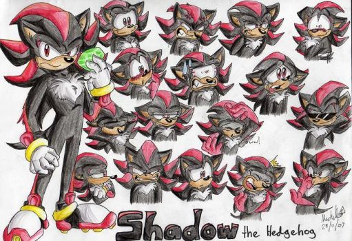 Shadow Expressions by mmishee