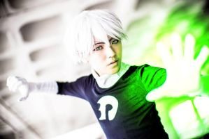 Danny Phantom by shadowvampwolf