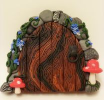 Khiri's Fairy Door by FlyingFrogCreations