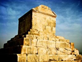 Pasargad - Cyrus The Great by mnoruzi