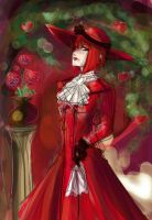 Madam Red by Minesotha