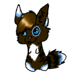 Fox Chibi icon by xXxFree-SpiritxXx
