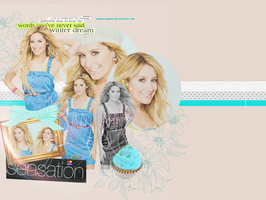 Ashley Tisdale by fameisnogame