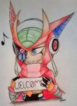 Welcome! Ray by Insane-Heartbeats