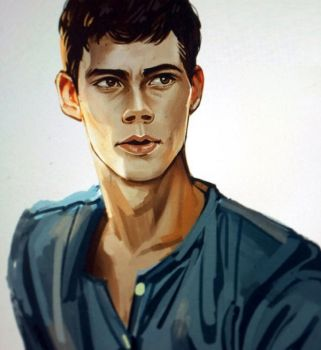 Thomas Maze Runner by Mstrmagnolia