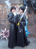 A pair of Xion by Achico-Xion