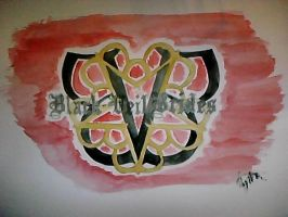 Black Veil Brides Logo Complete by MissRebelPrincess96