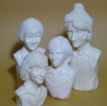 THE MONKEES_Figure by Taka-chamg