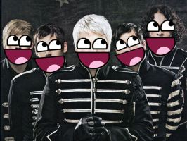 My Chemical Awesome by Cyborg-Lincoln