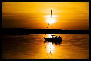 Sailing in by Initio
