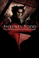 Sweeney Todd Movie Poster by spleenmuncher