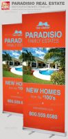 Paradisio Real Estate Banner Template by loswl