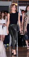Emma Watsonin PVC at Paris Student Fashion Show by Andylatex