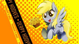 Derpy Hooves - Persona Style by Rariedash